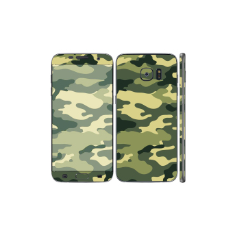Oddstickers Camouflage Pattern 5 Phone Skin Cover for Samsung Galaxy S7 Edge Price Philippines