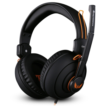 TTLIFE Ovann X7 headset Gaming Headset (Orange) Price Philippines