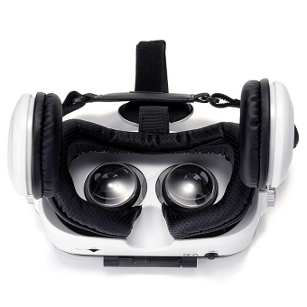 2016 Best Quality TTLIFE Xiaozhai BOBOVR Z4 Virtual Reality 3D glasses (black) Price Philippines
