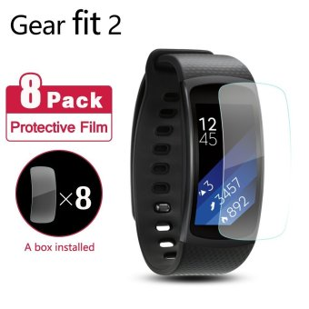 AWINNER Premium Film Nano Soft Explosion-proof Screen Protector for Samsung Gear Fit2 Price Philippines