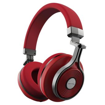 Bluedio T3 (Turbine 3rd) Extra Bass Wireless Bluetooth 4.1 Stereo Headphones(Red) Price Philippines