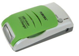 Harga Fujicell Smart Battery Charger FUJI-808F/G (Green)