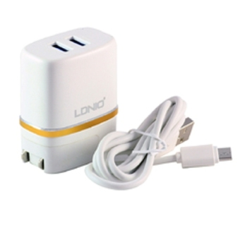 LDNIO DL-AC52 AndroidsTravel Charger/ USB Wall Price Philippines