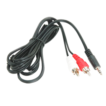 1.5 Meters Stereo to RCA Cable Price Philippines