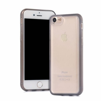 Harga MobileHub Anti- Gravity Sticky Case for Apple iPhone 7 (Smoke Grey)