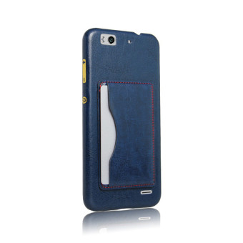 Popsky Phone Case for ZTE Blade S6 (Blue) Price Philippines
