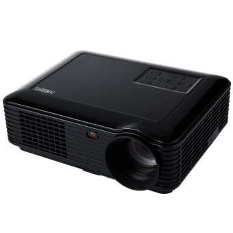 POWERFUL SV-228 LCD Projector 1280×800 Pixels 4000 Lm EU PLUG (Black) Price Philippines