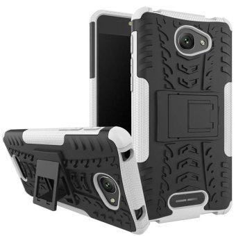 BYT Rugged Armor Dazzle Back Cover Case for Alcatel Pop 4s - intl Price Philippines