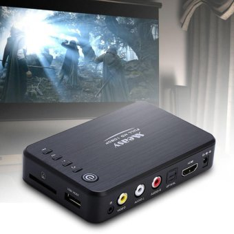 Harga Measy A1HD Multimedia 3D HDD Full HD 1080P Player - intl