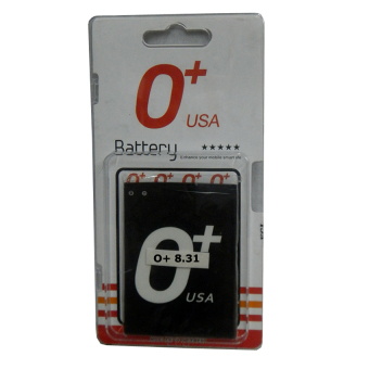 Harga High Quality Battery for O Plus 8.31