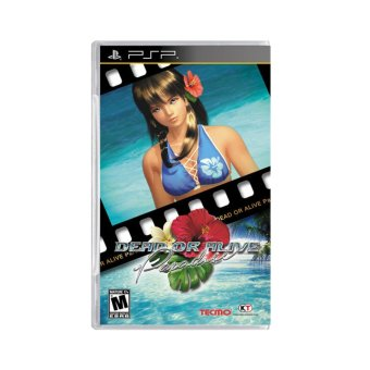 Harga Tecmo Dead or Alive Paradise UMD for PSP