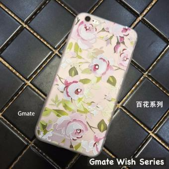 Harga Gmate New Wish Series TPU Case For Vivo V5 #5