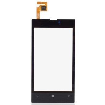 Harga LCD Touch Screen Digitizer for Nokia Lumia 520 (Black)- - intl