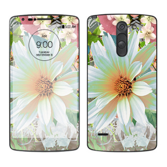 Oddstickers Floral 2 Skin Cover for LG G3 Stylus Price Philippines