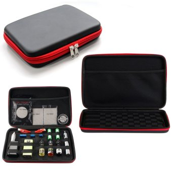 Harga Coil Master KBag Vape Hardware and E-Liquid Portable Bag Case