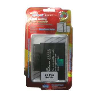 Harga MSM HK Battery for O+ O Plus Bat38a