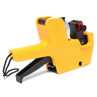 Retail Store Price Pricing Label Labeller Gun MX-5500 + 2 Ink Roll + 400 Labels Yellow Price Philippines