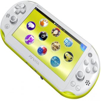 Playstation Vita WiFi Lime GreenWhite Pch2000Za13Japan Import Price Philippines
