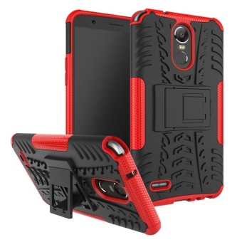 BYT Rugged Armor Dazzle Case for LG Stylus 3 - intl Price Philippines