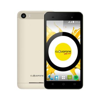 Harga Cloudfone Thrill Boost 8GB (Gold)