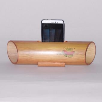 Speaker Bookworm design Table decoration Bamboo (Natural) Price Philippines