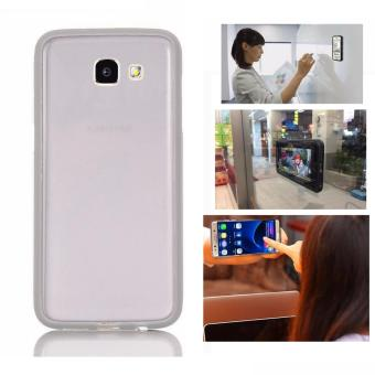 Harga MobileHub Anti-Gravity Sticky Case for Samsung Galaxy A7 2017 (Clear)
