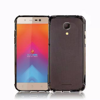 German Import Silicone Shockproof Case for Cherry Mobile Flare J2s (Smoke Grey) Price Philippines