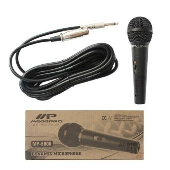 Megapro MP-5000 Professional Dynamic Uni-directional Microphone Price Philippines