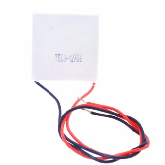 TEC1 12706 12V 6A TEC Thermoelectric Cooler Peltier (TEC1-12706) Price Philippines