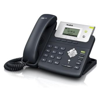 Harga Yealink SIP-T21P E2 voip sip phone support 2 SIP account asterisk