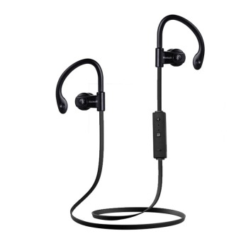TTLIFE Sport Bluetooth Headphone Sweatproof Wireless Ear-hook Headset (black) Price Philippines