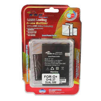Harga MSM.HK Li-lon Battery for O+ O+8.37 Dual Sim (Black)