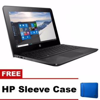 "HP Pavilion x360 11-AB004TU 11.6"" Intel Pentium N3710 4GB Convertible Netbook with Free HP Sleeve Case Price Philippines"