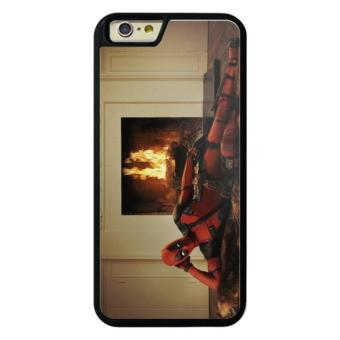 Harga Phone case for iPhone 5/5s/SE Deadpool (3) cover for Apple iPhone SE - intl