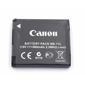 Harga Canon Battery NB-11L For Canon Powershot ELPH 180, ELPH 190 IS, 150 IS, ELPH 340 HS, A4000 IS, SX400 IS, ELPH 170 IS, ELPH 160, SX410 IS, SX420 IS, ELPH 350 HS, ELPH 360 HS Digital Camera