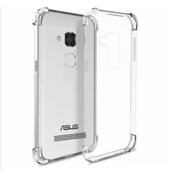 Harga German Import Silicone Shockproof Case for ASUS Zenfone 3 Max (ZC520TL) (Clear)
