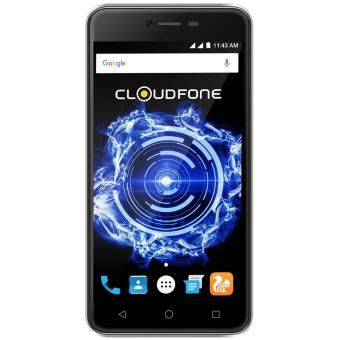 Harga CloudFone Thrill Power 8GB (Gold) with Free Spotify Earphones and Back Cover
