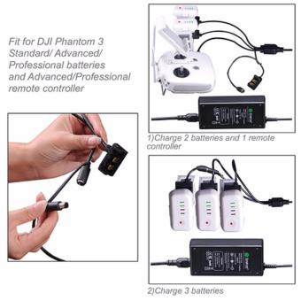 Smatree 3Channel Charger for DJI Phantom 3 Batteries & Remote Controller Price Philippines