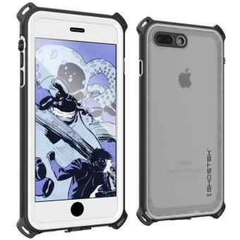 Harga GHOSTEK Nautical Waterproof Case for iPhone 7 (Plus) - White