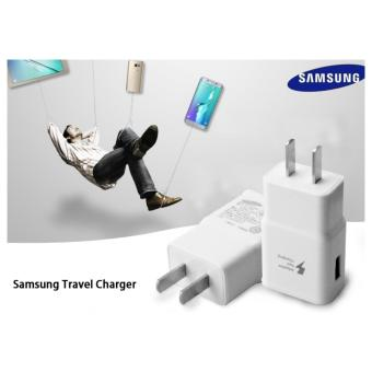 Samsung Travel Wall Charger For Samsung Galaxy S4 S6 J1 J7 J5 A8 A7 A5 A3 E7 with USB 3.0 Cable Price Philippines