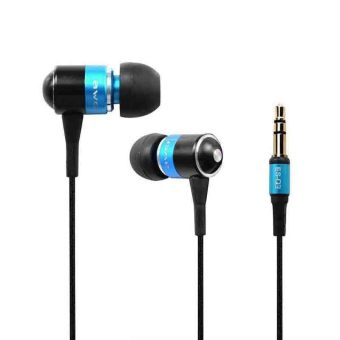 Harga Awei ES-Q3 Noise-Isolation In-Ear Headphone (Blue)