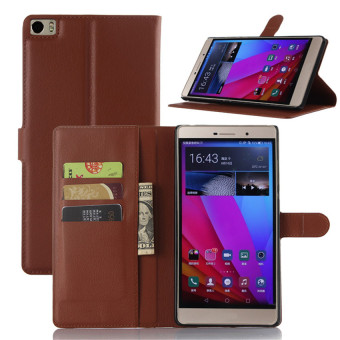 Popsky Phone Case for Huawei P8 Max (Brown) Price Philippines