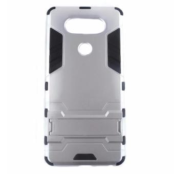 Harga Robotic Hybrid Case with Stand for LG V20 (Silver)