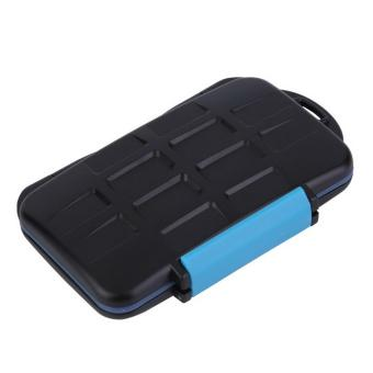 Memory Card Case Holder for 8 x SD SDHC Cards MC-SD8 Waterproof Anti-shock Price Philippines