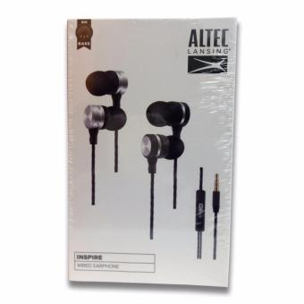Altec Lansing Inspire Wired Earphone (Black) Price Philippines