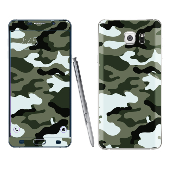 Samsung Galaxy Note 5 Camouflage Skin by Oddstickers Price Philippines