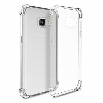 Harga German Import Shockproof Silicone Clear Case for Samsung Galaxy A7 (2016) A710 (Clear)