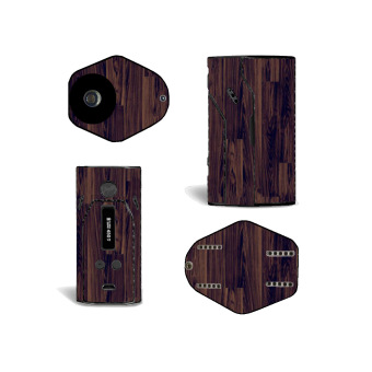 Oddstickers Wood 1 E-Cigarette Skin Cover for Wismec RX200 Price Philippines