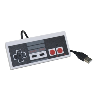 2pcs Classic USB NES Controller for PC Gamepad Not for NES Price Philippines