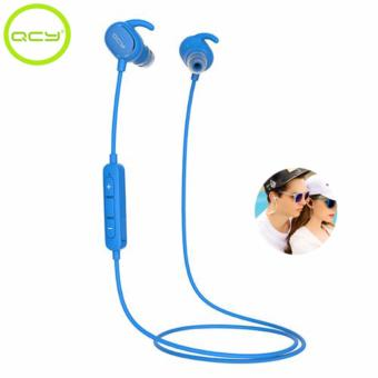 QCY QY19 Phantom Original Sweatproof Bluetooth Headset (Blue) Price Philippines